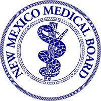 NM Medical Board Logo