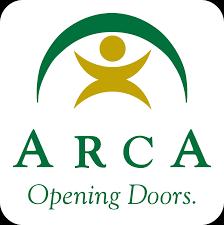 ARCA Opening Doors Logo