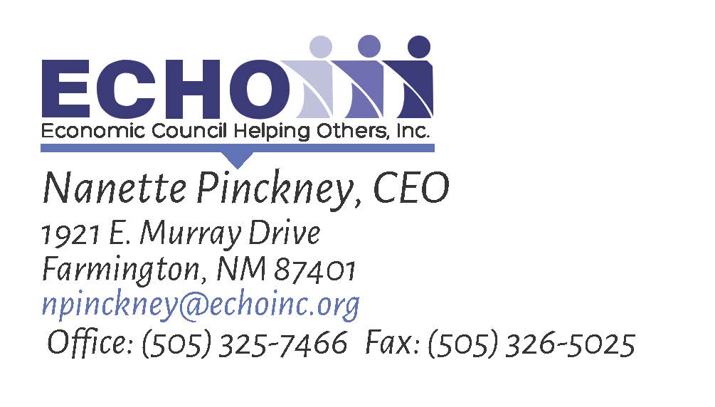 ECHO CEO Email signature